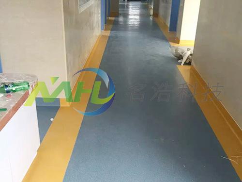 走廊PVC塑胶地板
