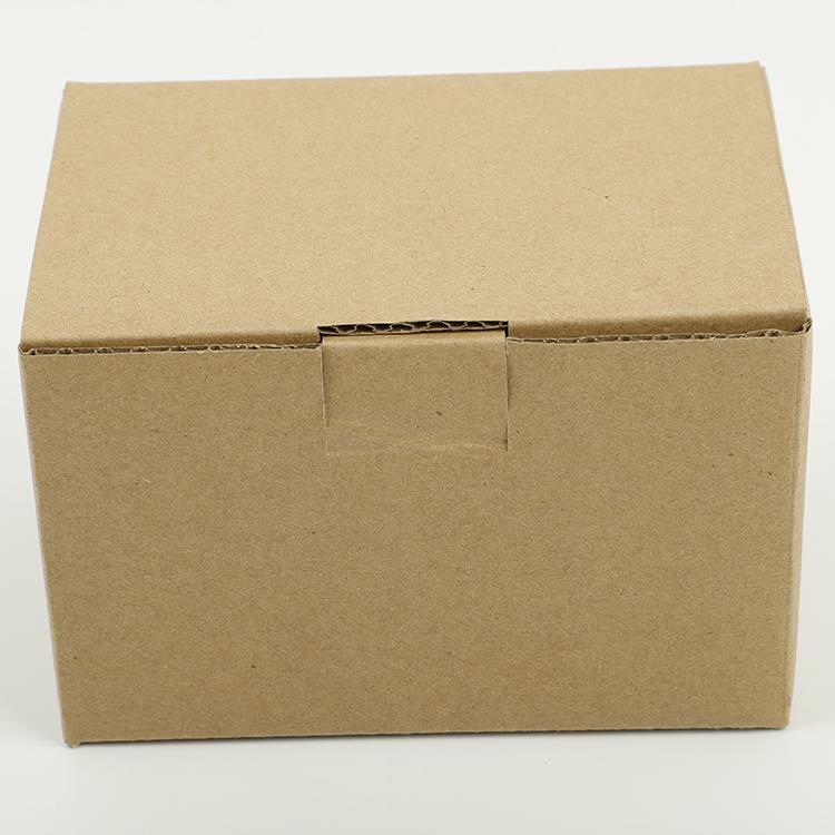 C坑_印刷单插扣纸盒多少钱_明睿包装