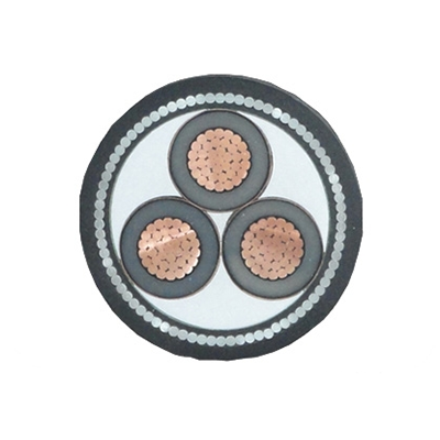 YJV32銅芯交聯聚乙烯絕緣聚氯乙烯護套電力電纜