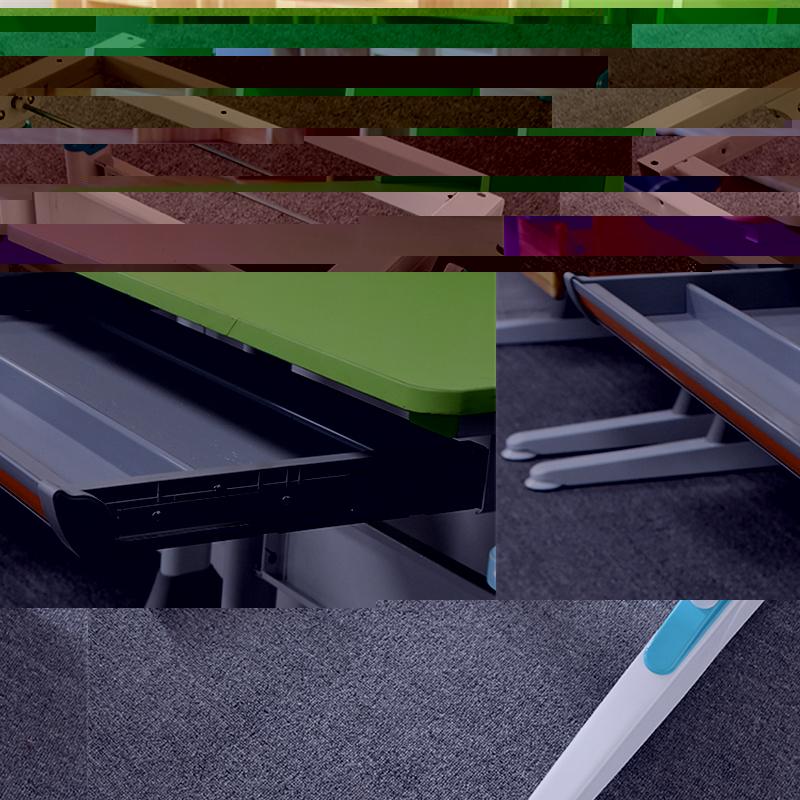 绍兴学习桌桌架桌腿_敏源金属家具_健康_实木_北欧风_钢架_房间