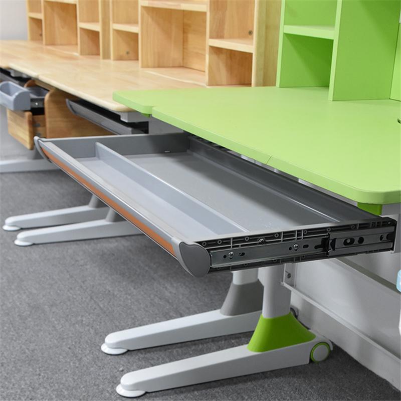 承重高塑料抽屉滑轨供应_敏源金属家具_抽拉_12寸_1寸_收纳