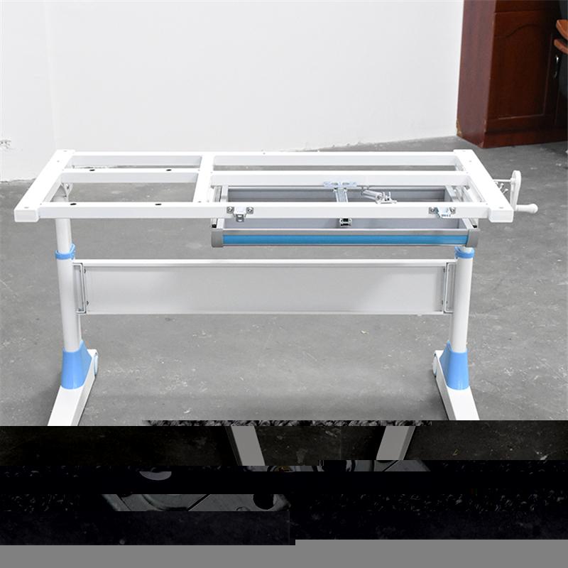 沈阳学习桌桌架桌腿_敏源金属家具_不锈钢_现代风_板式_房间