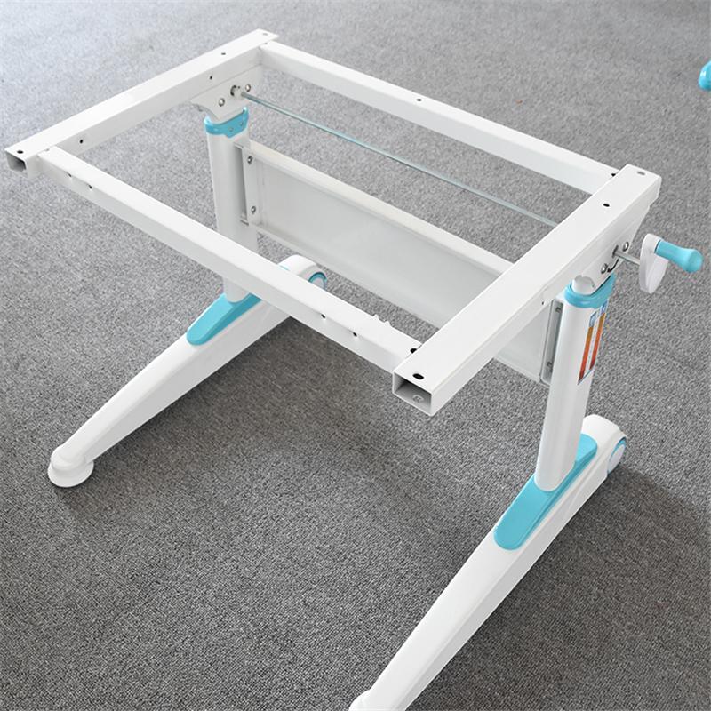 石家庄学习桌桌架桌腿_敏源金属家具_小学_幼儿园_欧式_玻璃钢