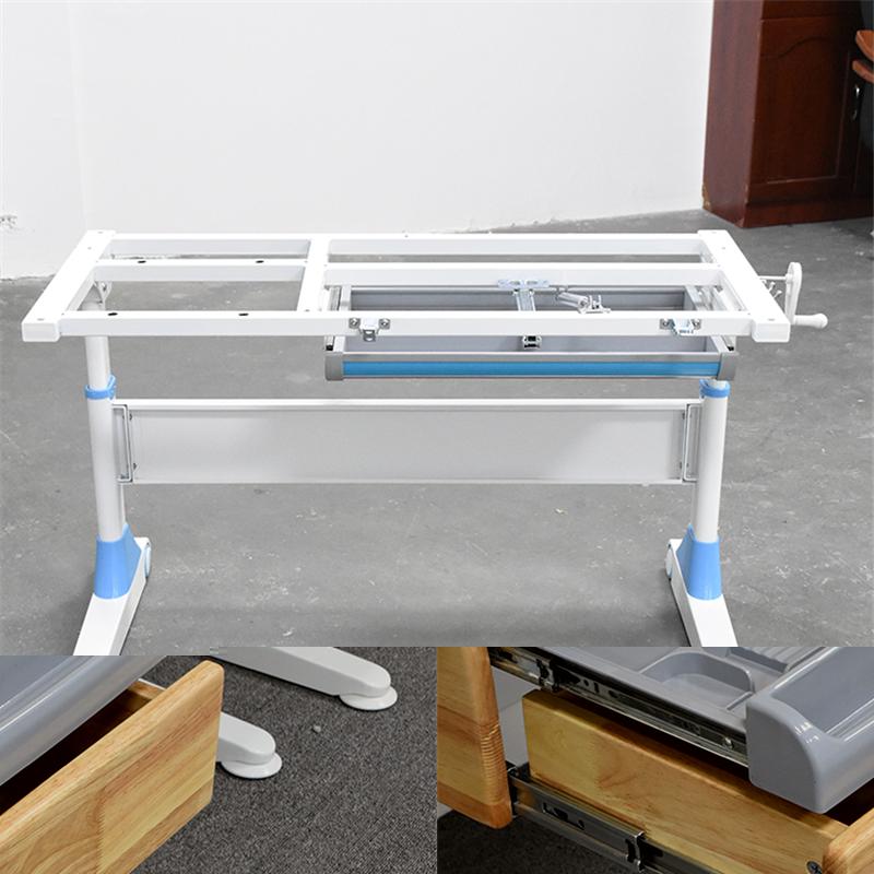 托底塑料抽屜滑軌生產_敏源金屬家具_二節_大空間_可更換_抽拉