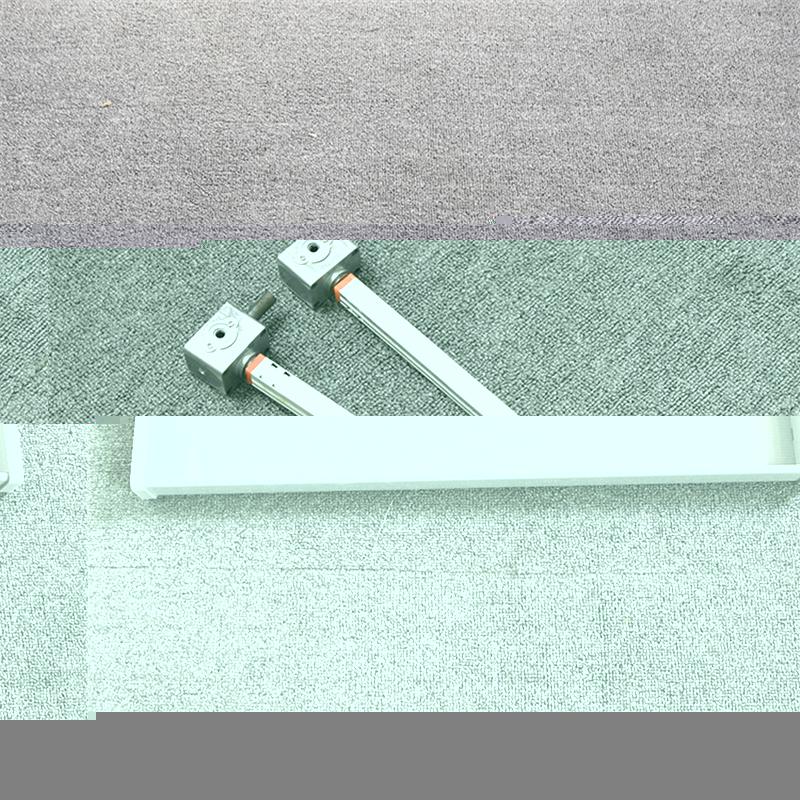三節塑料抽屜滑軌供應廠家_敏源金屬家具_收納_電動_學習桌