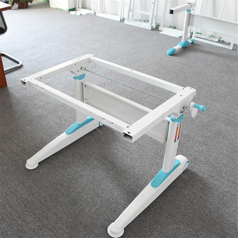 健康_實木學習桌桌架桌腿哪里有_敏源金屬家具