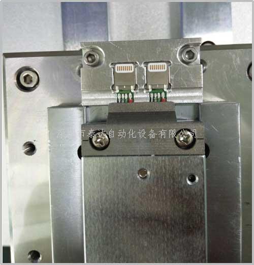 苹果端子焊接机 & 苹果c48焊接机