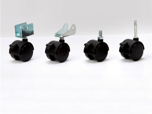 遼寧重型腳輪 美碩五金 尼龍 平板 耐磨 插桿 實用 轱轆 合金