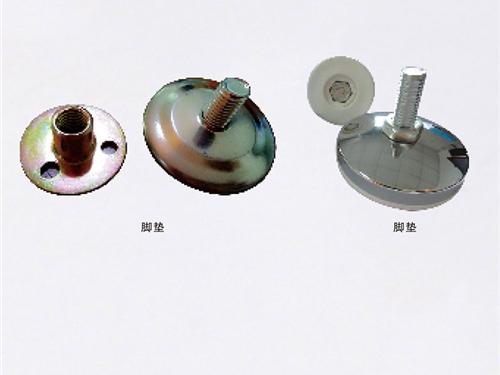 東莞實用腳輪生產廠家 美碩五金 螺牙 耐用 搖籃床 平板 電器