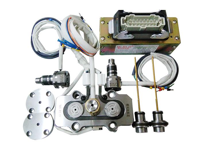一出二针阀式热流道 MLI-80-60-VOB