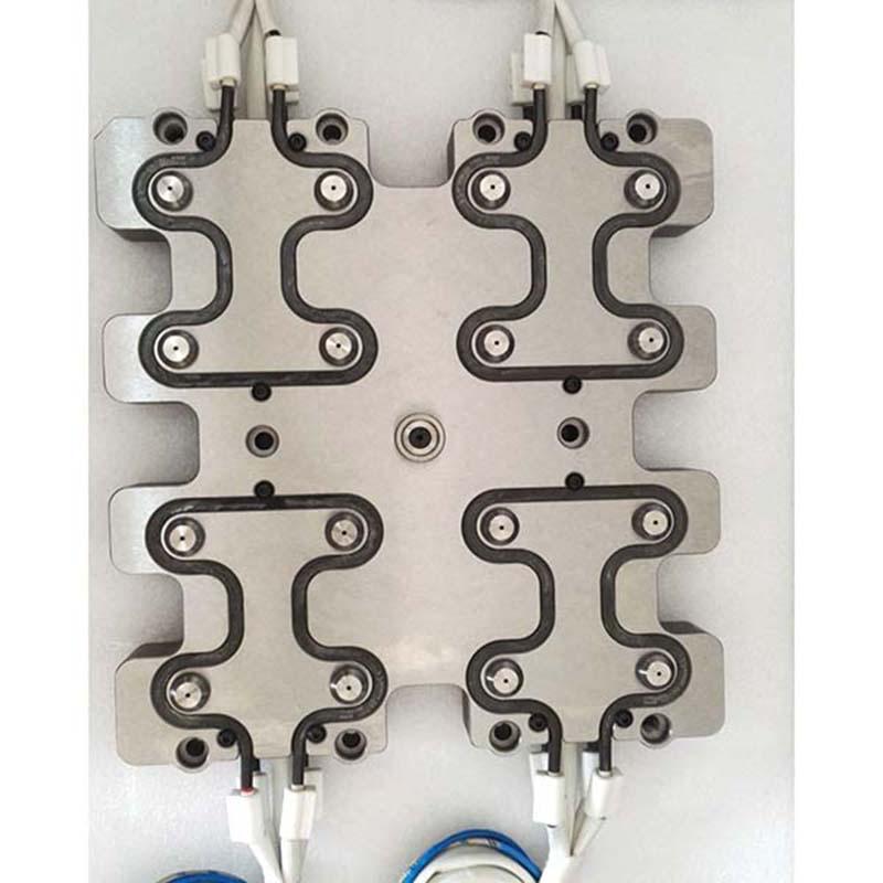 小型_橡胶成型模具热流道采购_模利热流道