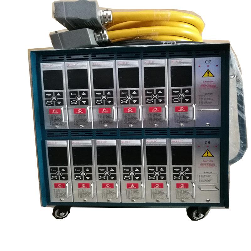 開模_表頭式熱流道溫控箱廠家直銷_模利熱流道