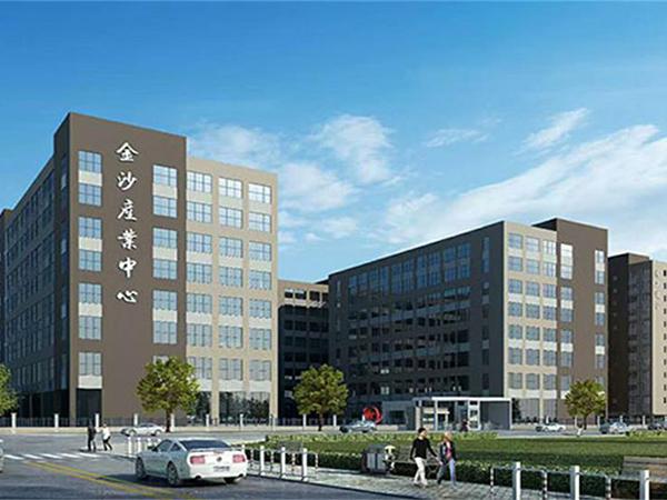 東莞市望牛墩金沙產業中心改造項目環境