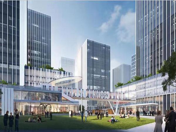 興華工業園三舊改造一期承包項目全景環境