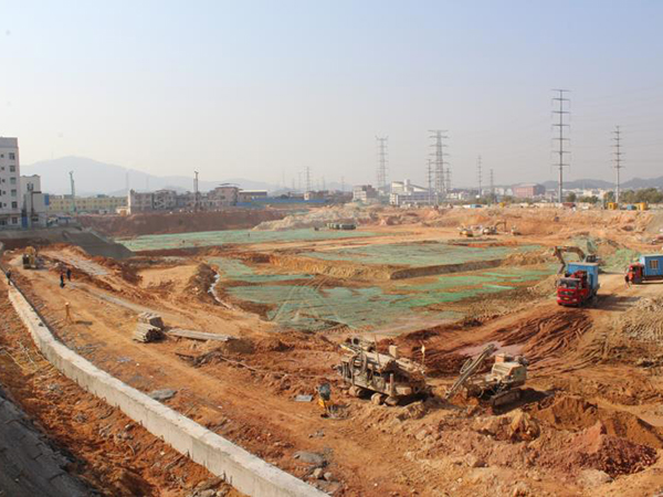 興華工業園三舊改造項目環境