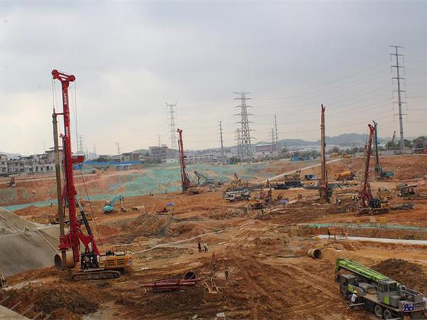 興華工業園三舊改造一期承包項目