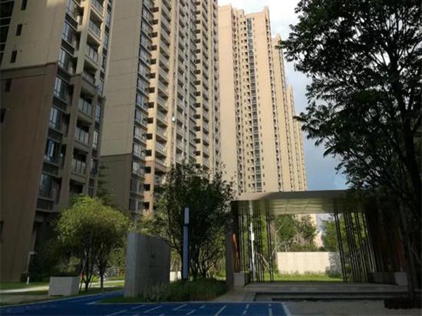 東莞市東城區凱晟景園改造現場