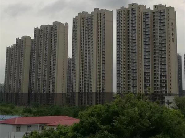 東莞市東城區凱晟景園全景
