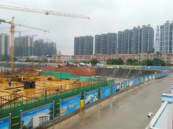 東莞市凱晟景園項目工程