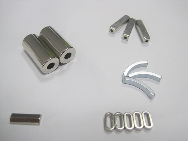 各种异型钕铁硼