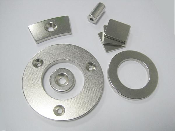 異型釹鐵硼強磁