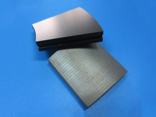 叠片磁钢组件