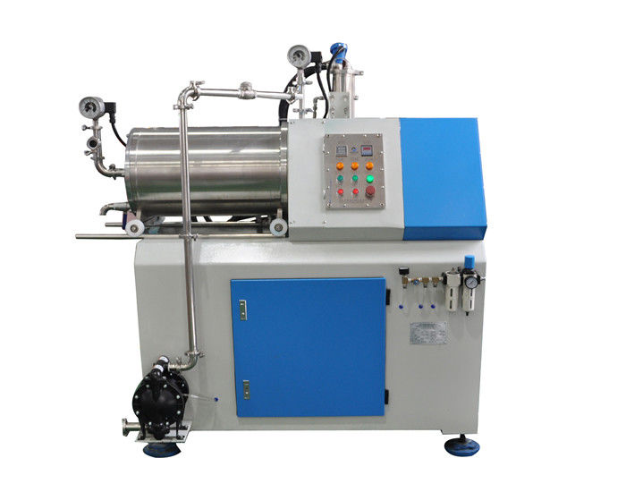 LCB 通用高效棒销式纳米砂磨机