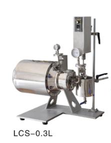 LCS-0.3L实验室砂磨机