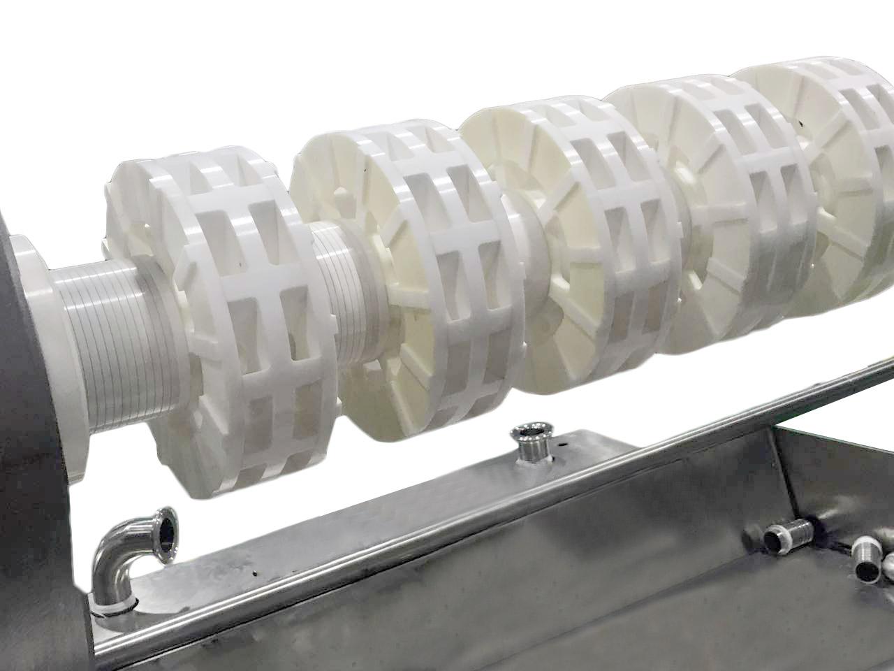 LCW 涡轮式纳米砂磨机