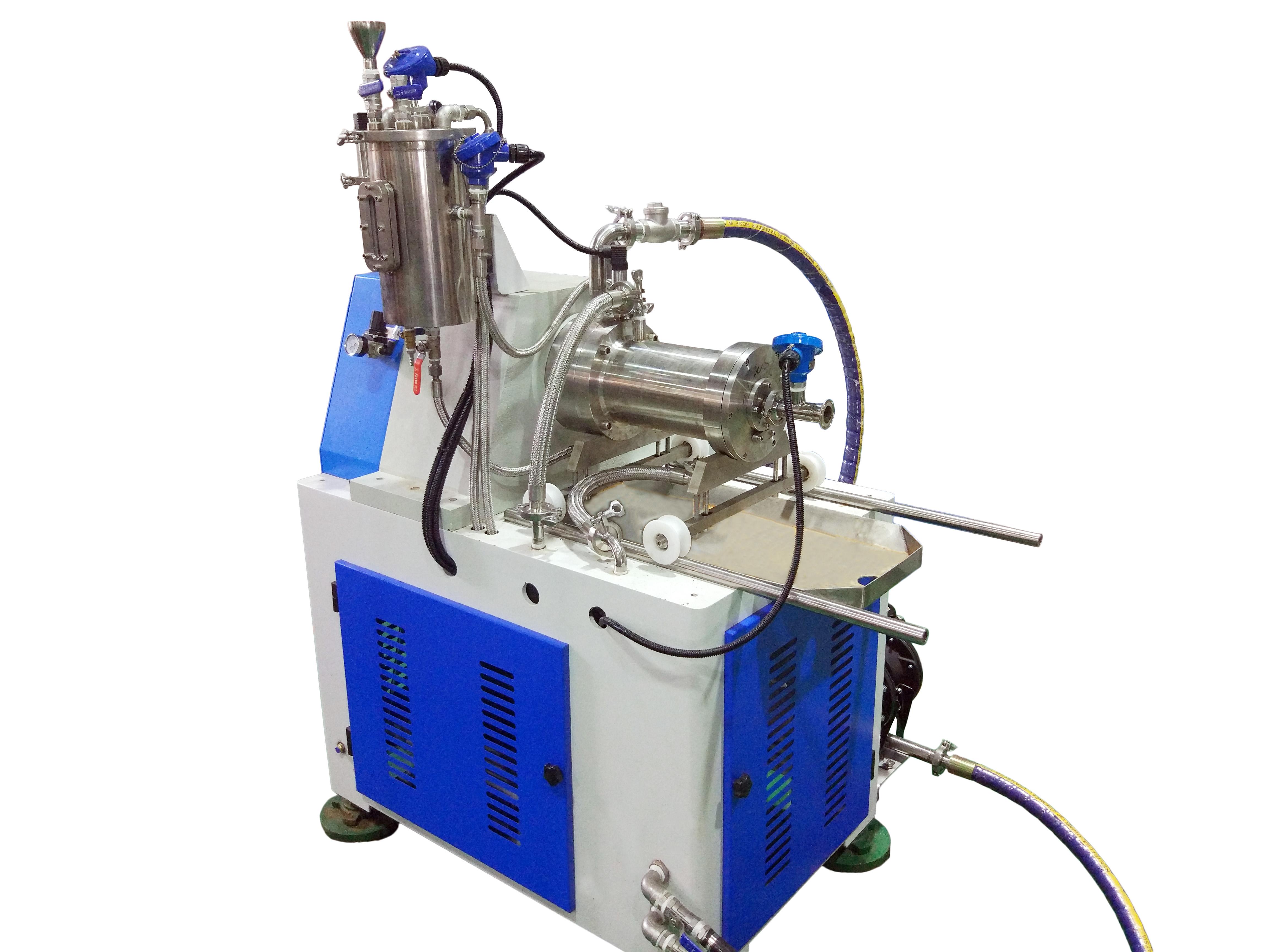 涡轮式纳米砂磨机
