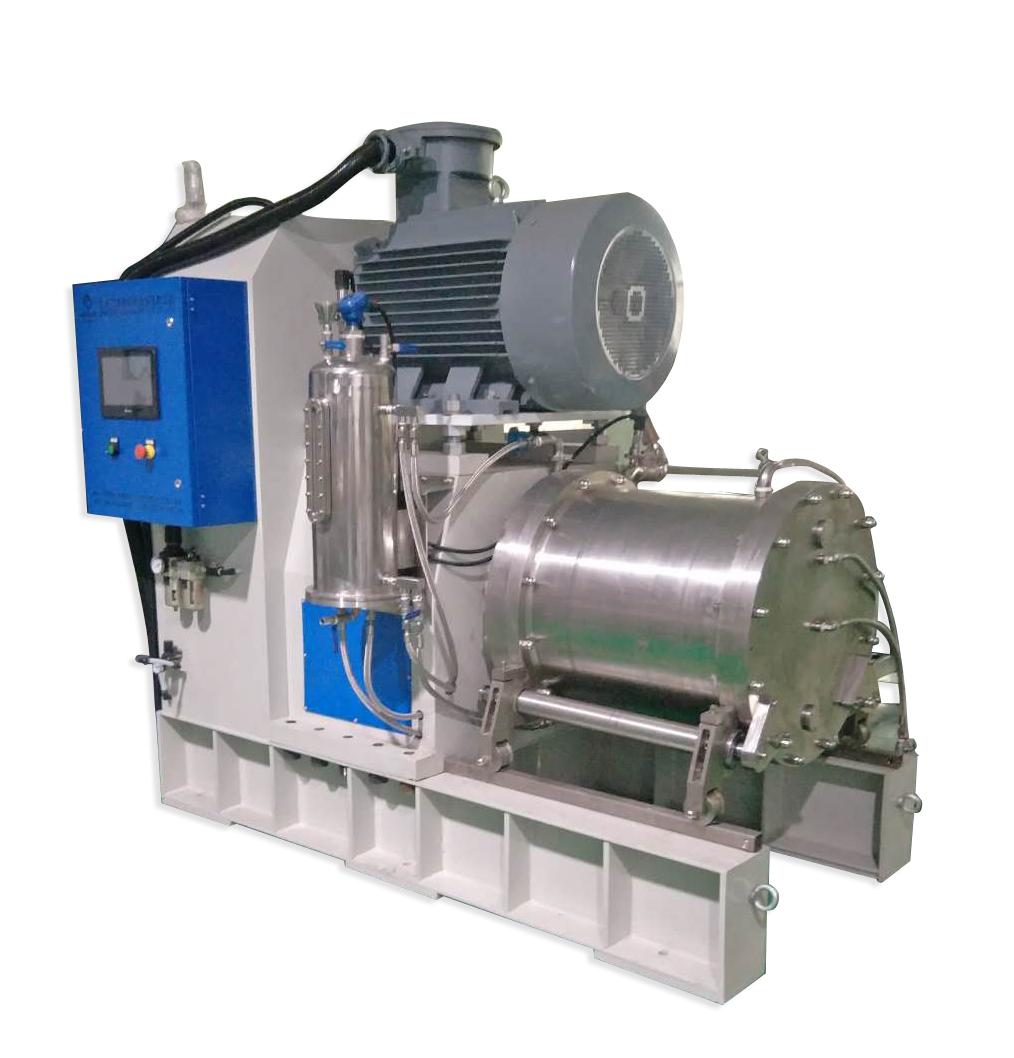 LCW-90全陶瓷涡轮式纳米砂磨机