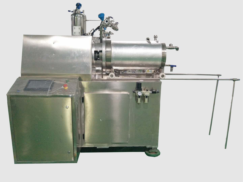 LCWH陶瓷涡轮式纳米砂磨机