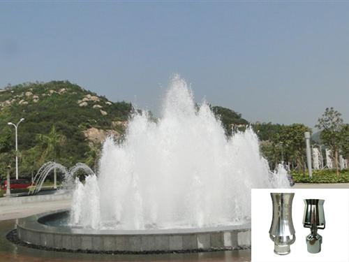 冰塔(雪松)喷泉