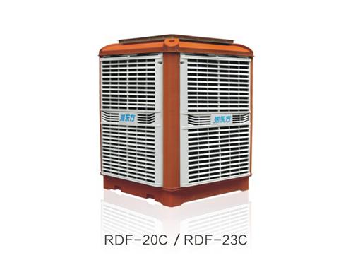 RDF20C/RDF23C顶出风冷气机