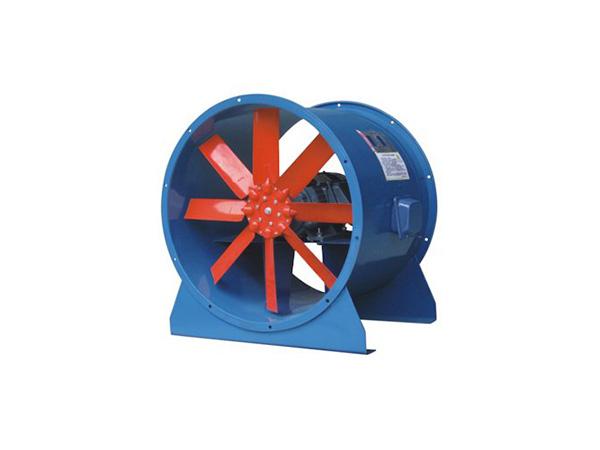 HLT系列铝业可调轴流通风机