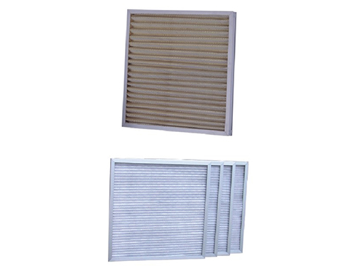 鋁網板式空氣過濾器