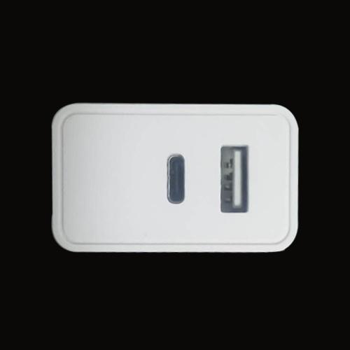 美规折叠PD18W +2.4A 充电器