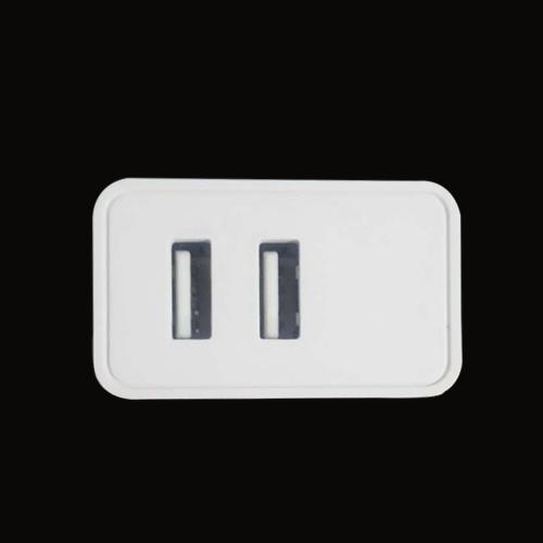欧规双USB 24W 充电器