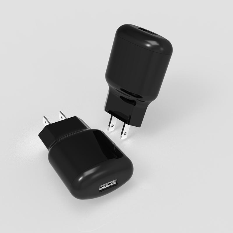 USB家用充电器HN-79B