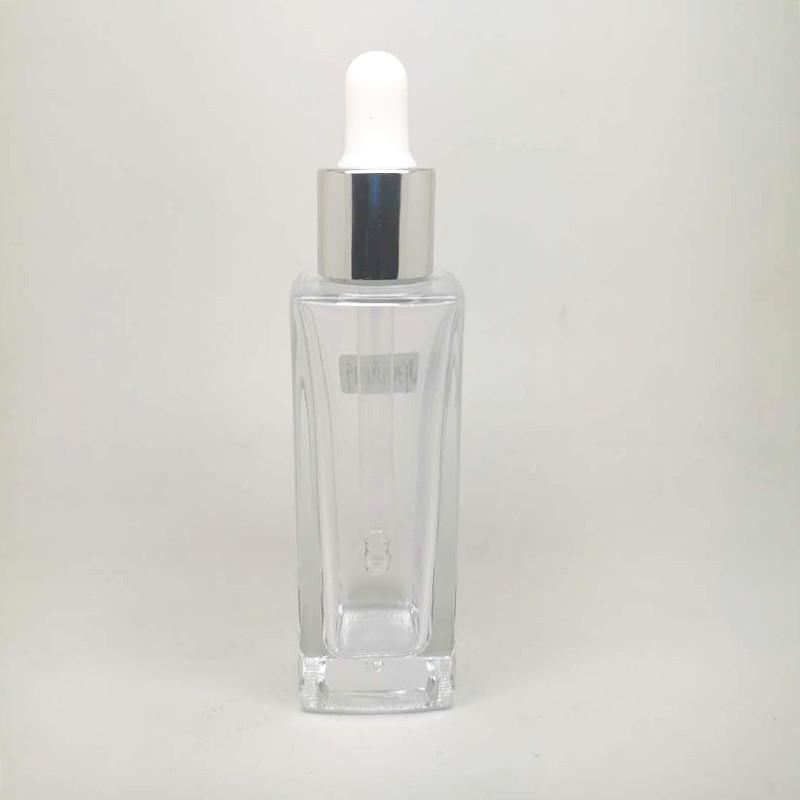噴霧護膚品瓶供應廠家價格_鵬誠包材_眼霜_面膜_六面_藍色_六角