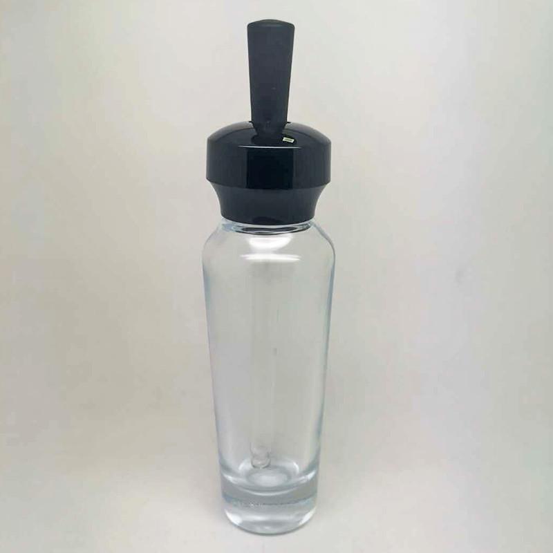 厚底護膚品瓶廠家價格_鵬誠包材_六面_藍色_套裝_營養液_紫色