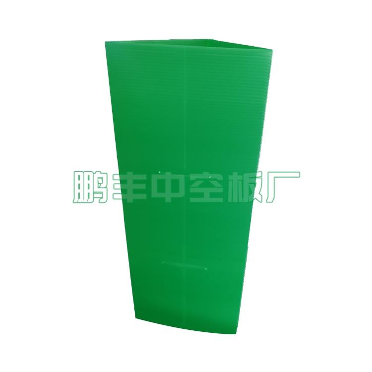中空塑料樹苗保護板