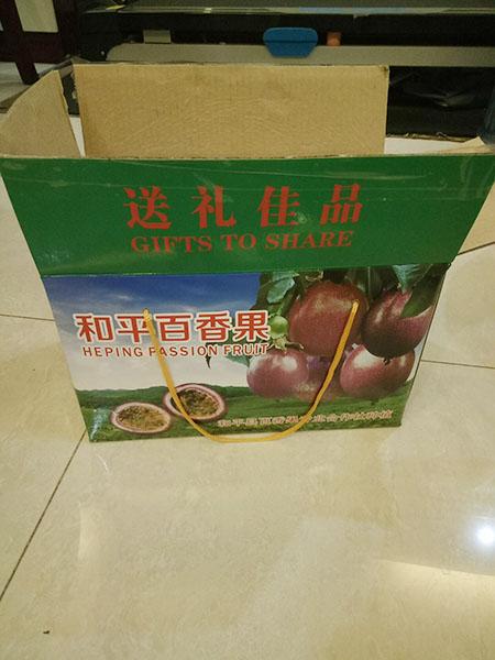 百香果纸箱