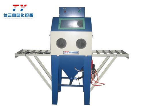 TY-7060滚轴手动喷砂机