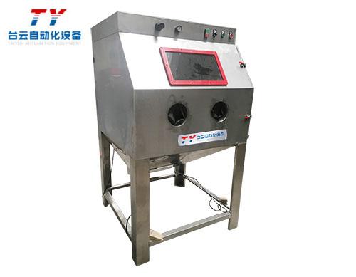 TY-9060液体不锈钢手动喷砂机