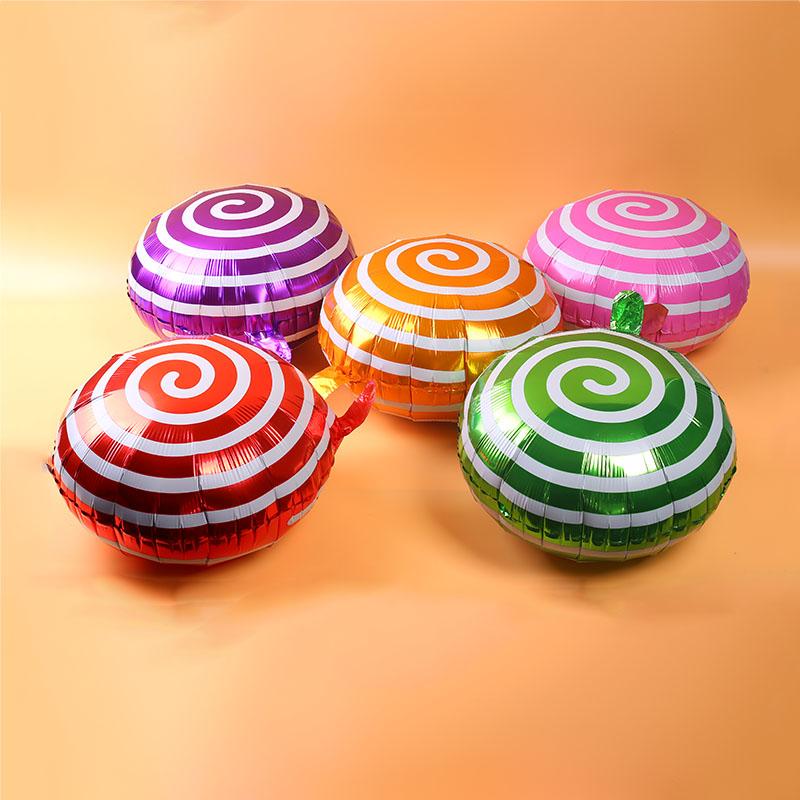 棒棒糖铝膜气球