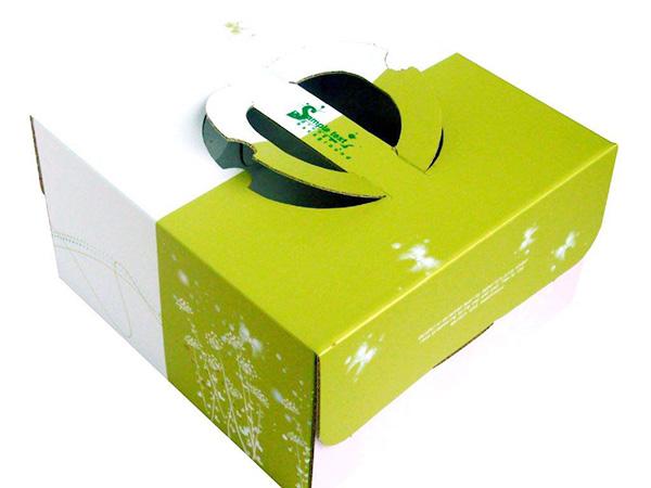 手提蛋糕盒