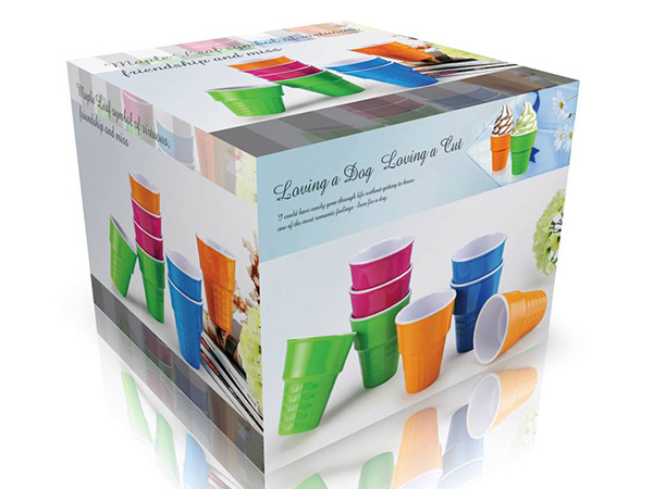 彩盒印刷生产