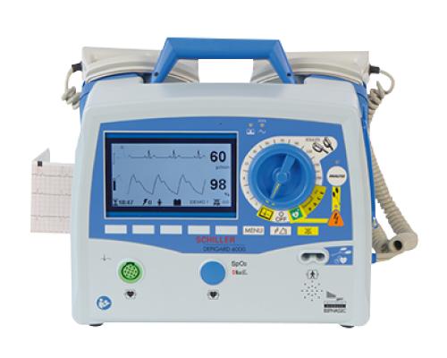 席勒 DG4000除顫監護儀