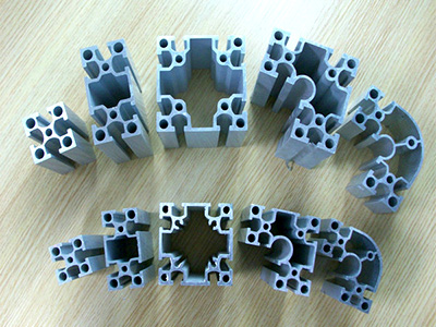 工业铝型材机架钣金